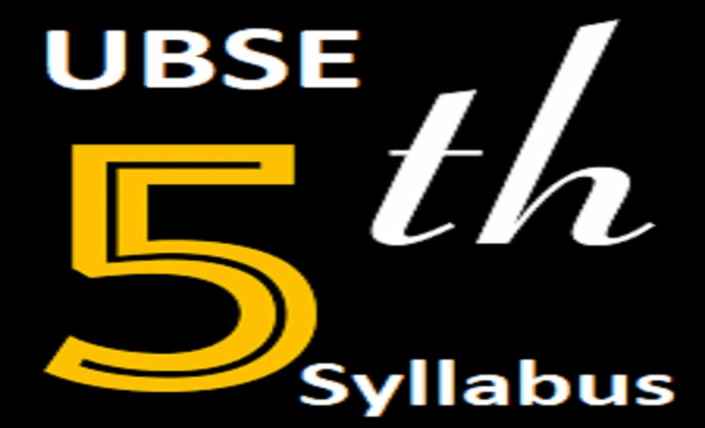 UK Board 5th Syllabus 2021 UK Vth Textbooks PDF